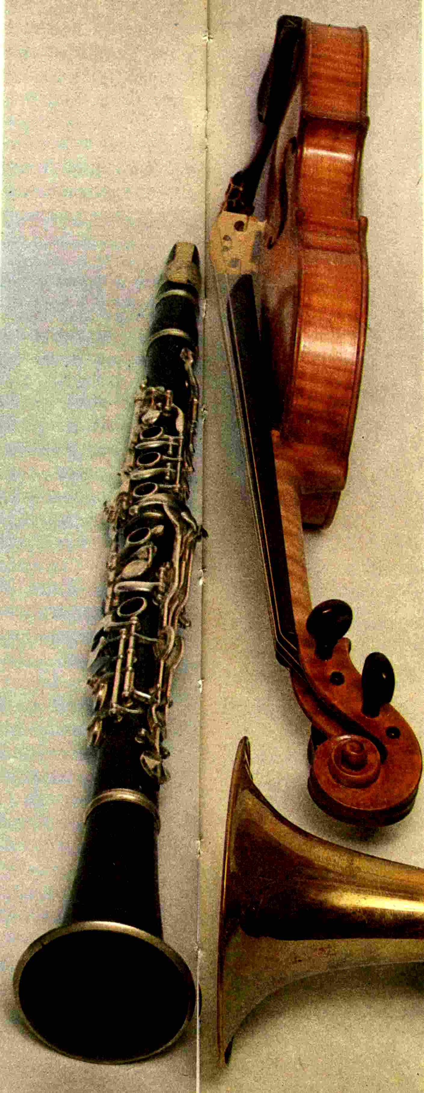 сочинение по музыке описание инструмента симфонического оркестра